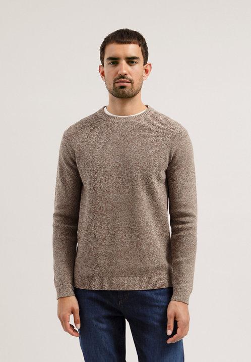 Pullover MAAGO aus reiner Bio-Baumwolle