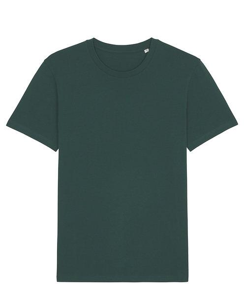 T-Shirt Herren - Glaced Green aus reiner Bio-Baumwolle