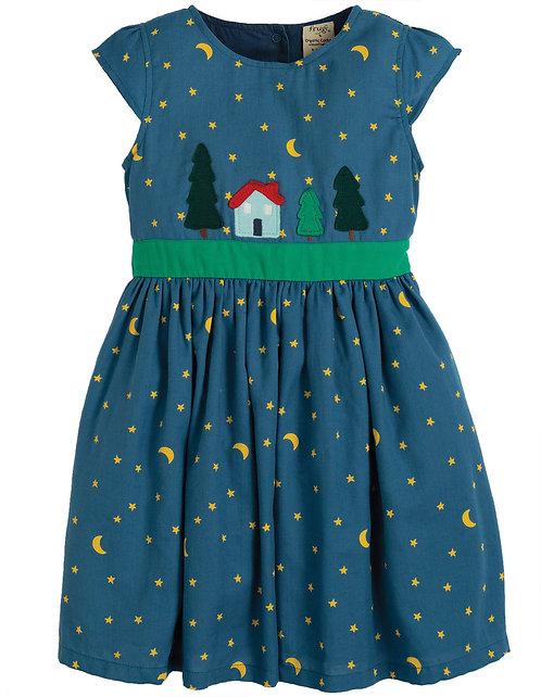 Kleid SPARKLE & SHINE DRESS aus reiner Bio-Baumwolle