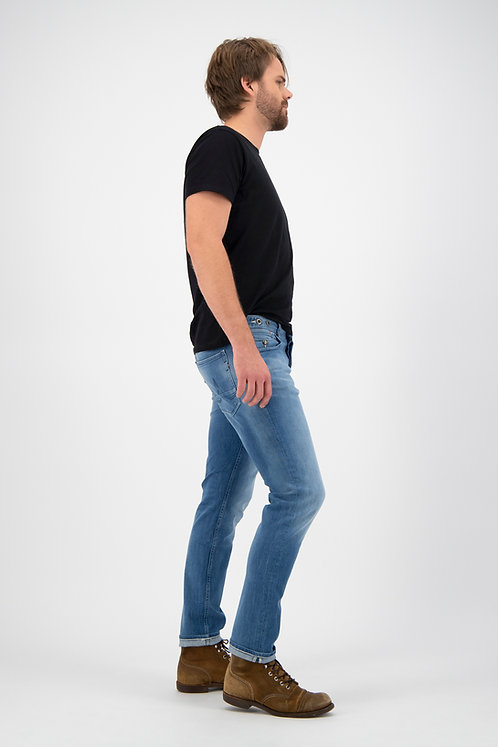 Jeans NICK light vintage - Straight Fit aus Bio-Denim
