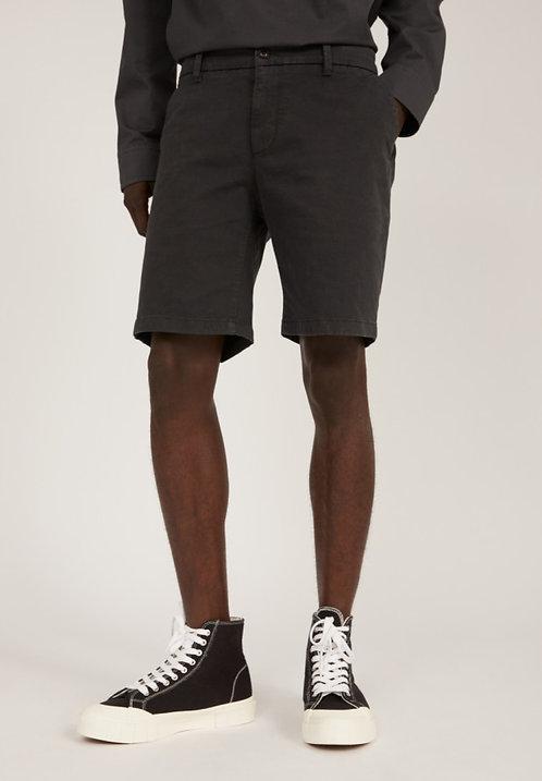 Shorts DAANTE ACID BLACK aus Bio-Baumwollmix