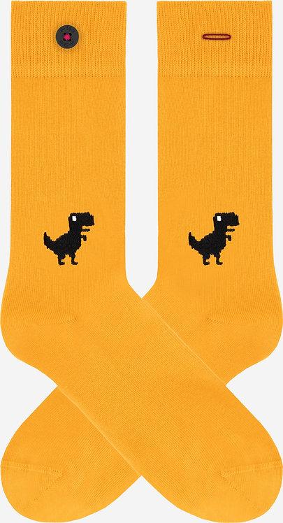 Socken OKKO aus Bio-Baumwollmix