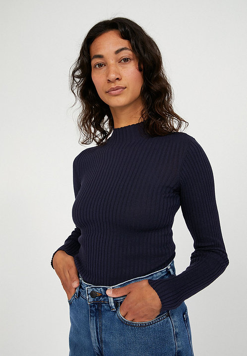 Pullover ALAANI NIGHT SKY aus reiner Bio-Baumwolle