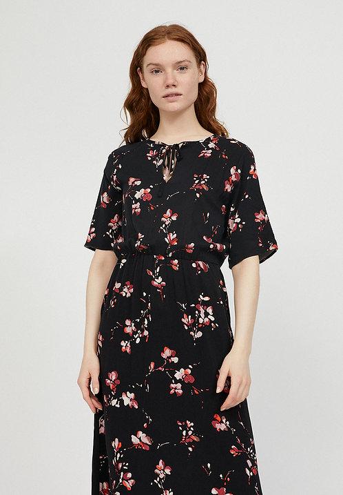 Kleid TINDRAA FLOWER BATIK aus 100 % ECOVERO