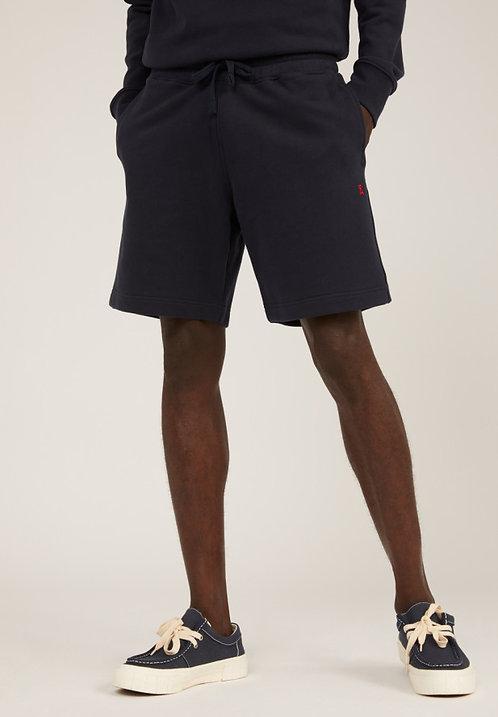 Shorts MAARCEL COMFORT NAVY aus reiner Bio-Baumwolle
