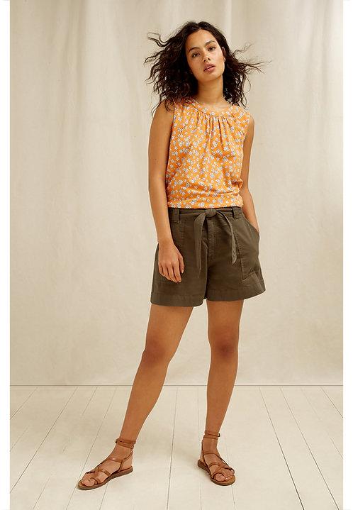Shorts ZAHARA aus Bio-Baumwollmix