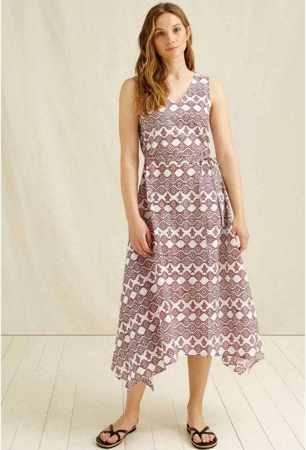 Kleid AIDY aus reiner Bio-Baumwolle