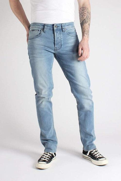 Jeans JAMIE SLIM SKYLAR BLUE aus Bio-Denim