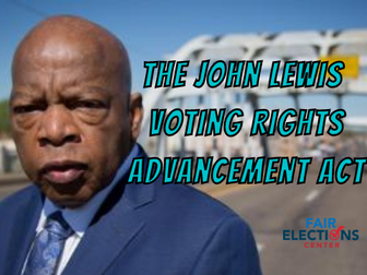 House takes bold step for voting rights