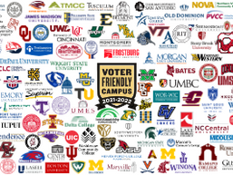 NASPA and Campus Vote Project designate 235 colleges and universities as 'Voter Friendly Campuses'