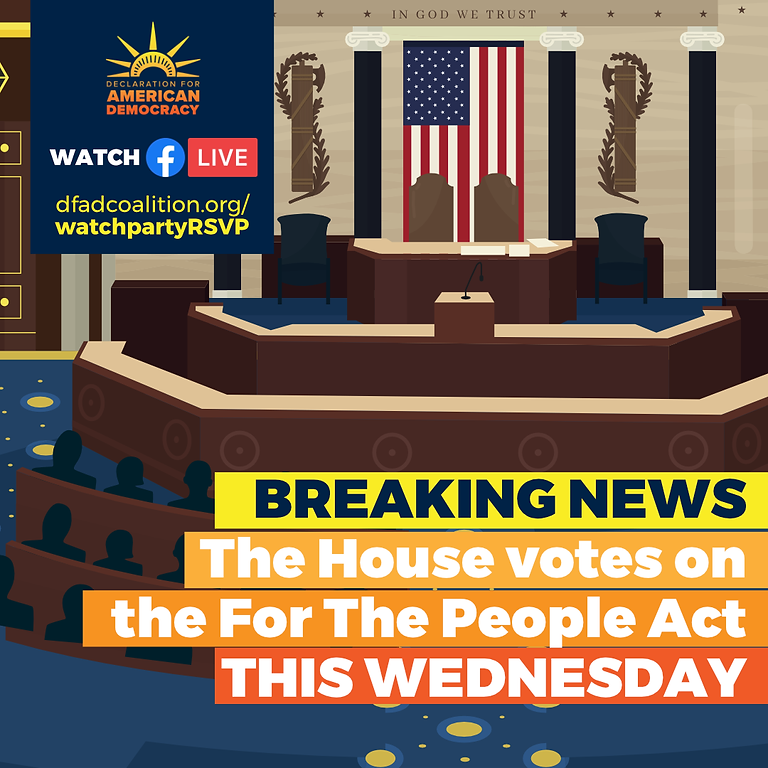 HR1 House Vote Watch Party