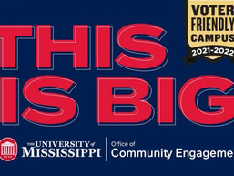 UM Named Voter Friendly Campus
