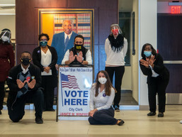 """Warriors Vote: Wayne State University joins campuses in nationwide effort to be """"voter friendly"""""""