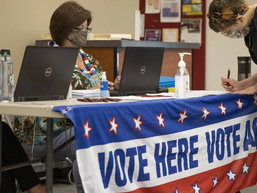 Students, booming suburbs swung Hays vote to Democrats