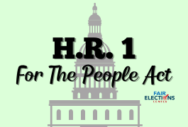 Our Statement on the House passing H.R. 1