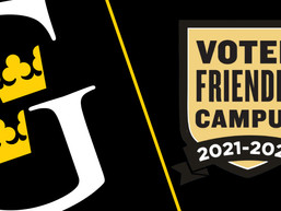 Gustavus Recognized as Voter Friendly Campus