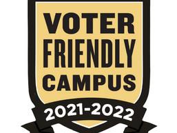 Stritch designated Voter Friendly Campus