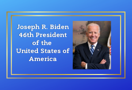Our Statement on the Inauguration of Joe Biden