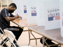 Washington University designated 'Voter-Friendly Campus'