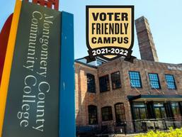 Community College Campus Declared 'Voter-Friendly'