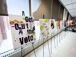 ISU receives national Voter Friendly Campus designation