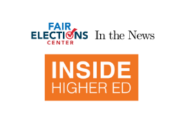 Colleges, Orgs Launch Nat'l Voter Ed. Week