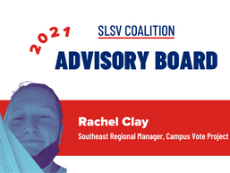 Students Learn Students Vote Coalition Announces 2021 Advisory Board