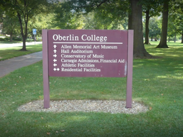 Oberlin College named a voter-friendly campus