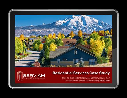 Serviam Residential Services Telecom Cas