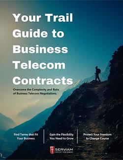 Serviam Telecom Trail Guide Cover Image.