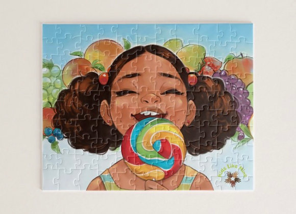 The Sweet Life (puzzle)