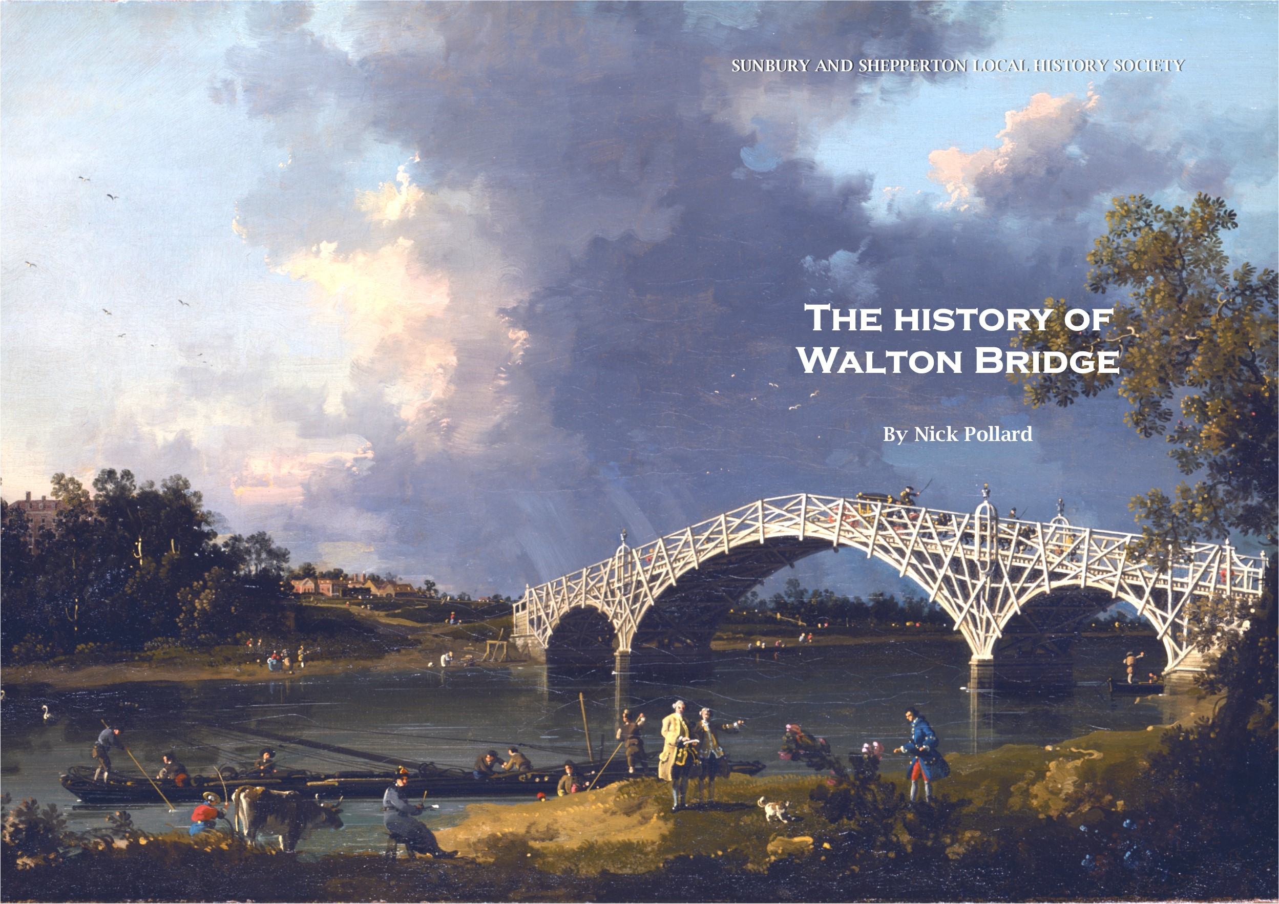 Walton Bridge book cover