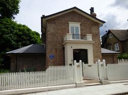 Turners House in Twickenham 2019