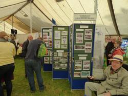SSLHS stand at Shepperton Village Fair 2