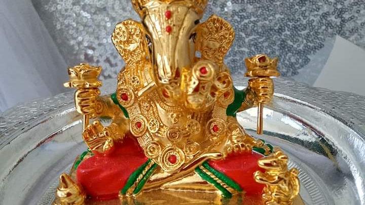 ૐ พระพิฆเนศ ปางเศรษฐี ดั๊กดูเศรษฐ์ ૐ  อินเดีย