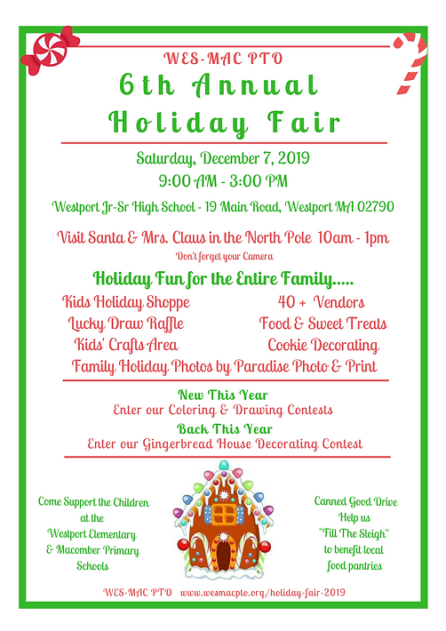Updated 2019 Holiday Fair WES-MAC PTO.pn