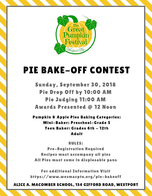 Color Pie Bake Off Form - The Great Pump
