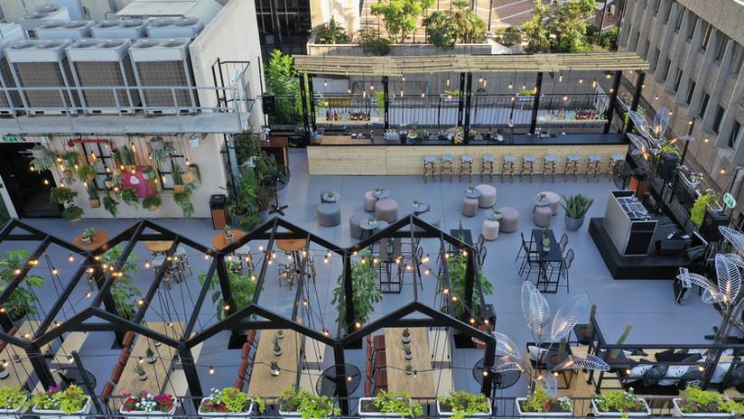 Microsoft rooftop