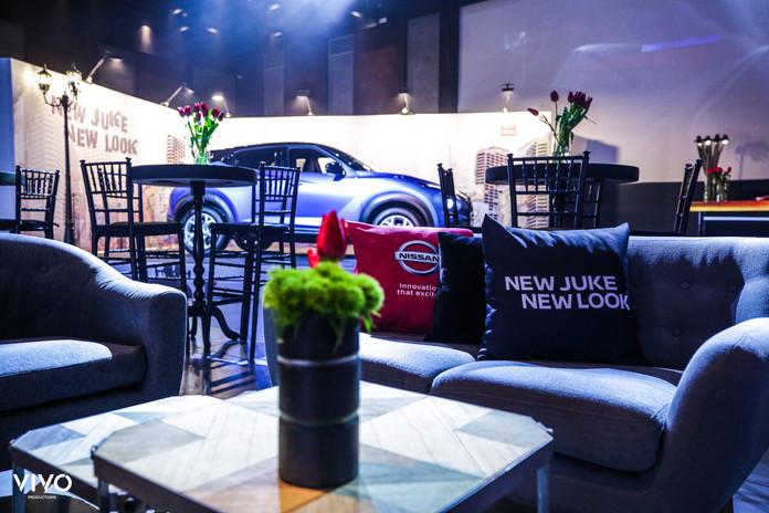 Launch Event Nissan Juke