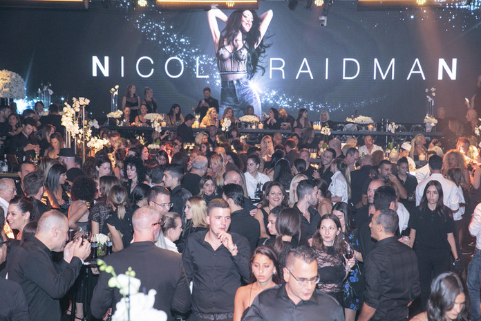 nicol raidman music careerevent-_צילום