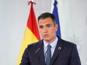 España declara el estado de alarma para contener segunda ola de Covid-19
