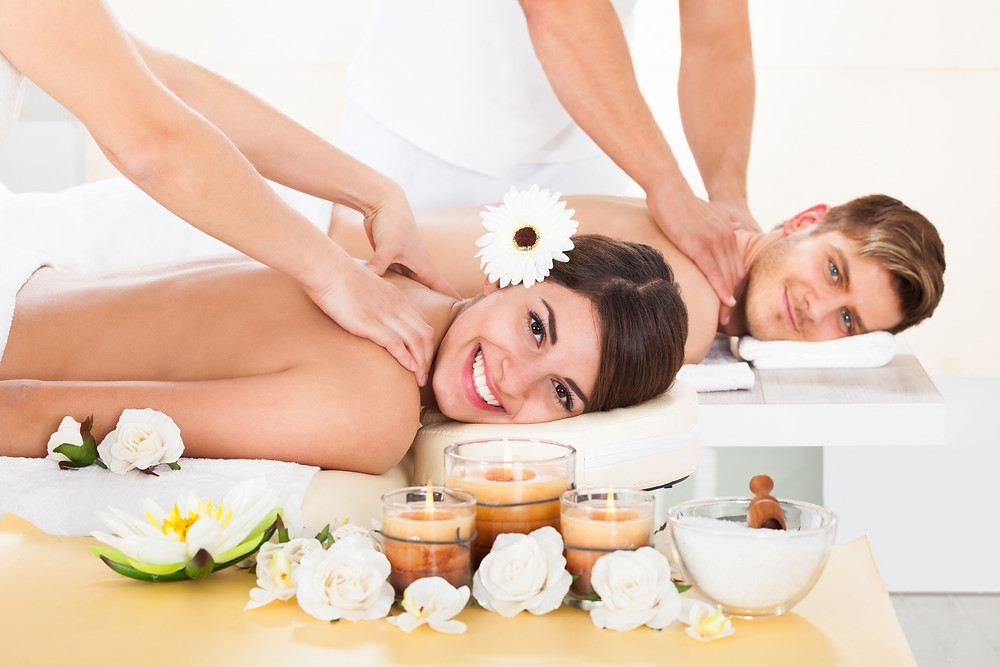 Being Fresh Woman by Massage