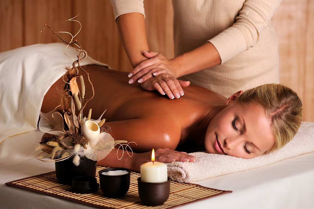 Body Massage in Dubai