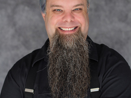 Meet Jon. Production Manager @ The Perkinson Center