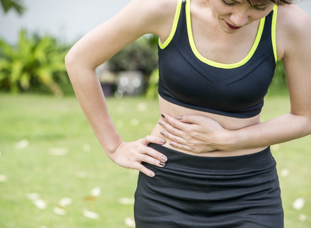 Is Irritable Bowel affecting your sports nutrition?