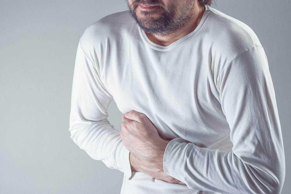IBS, pain
