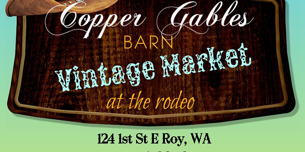 Vintage Market at the Rodeo