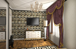 Гостевая спальня 2 вид