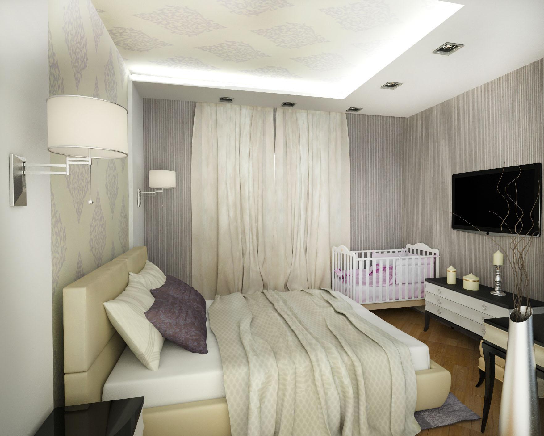Спальня 2 вид