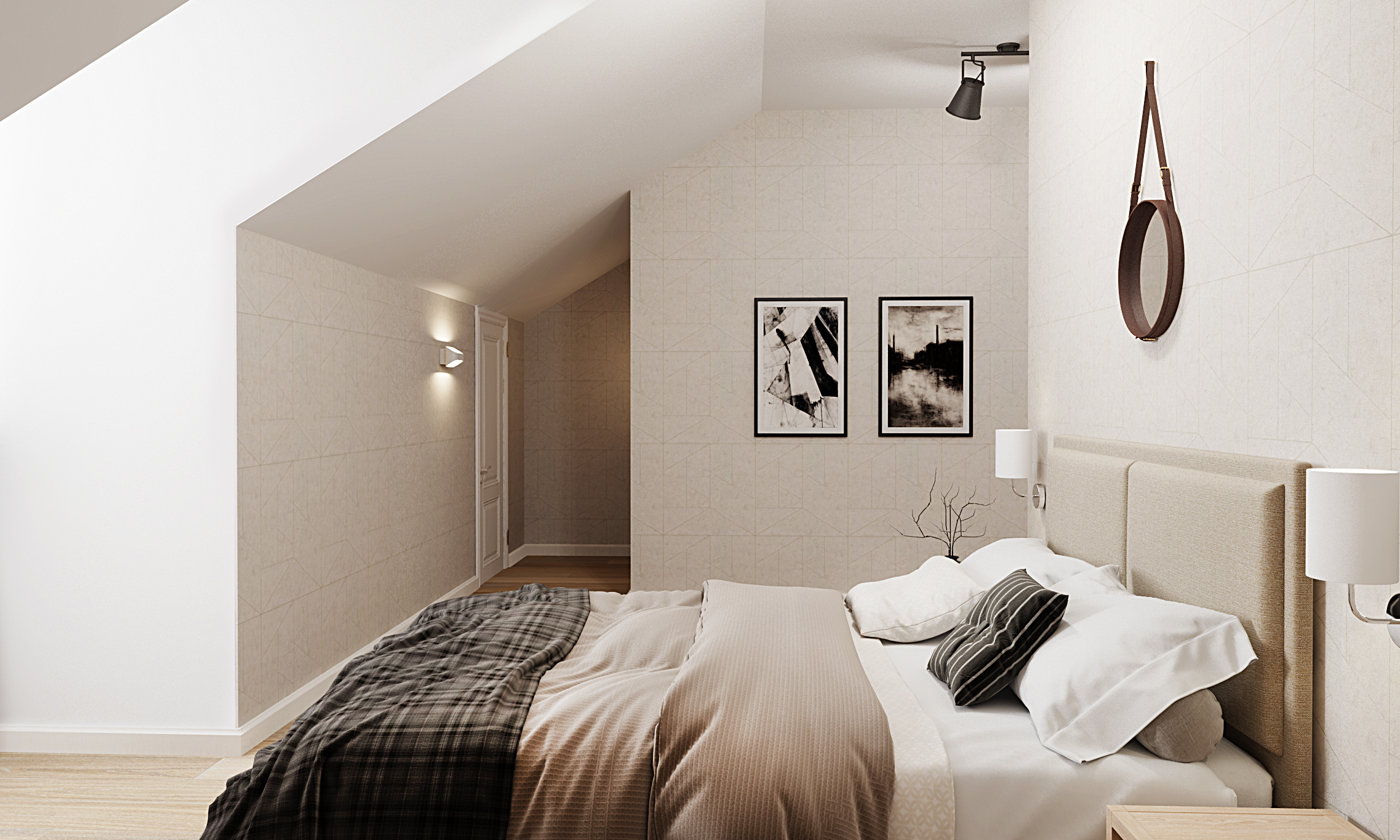 спальня 3 этаж